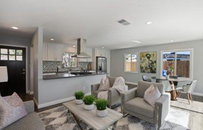 poway living room remodel