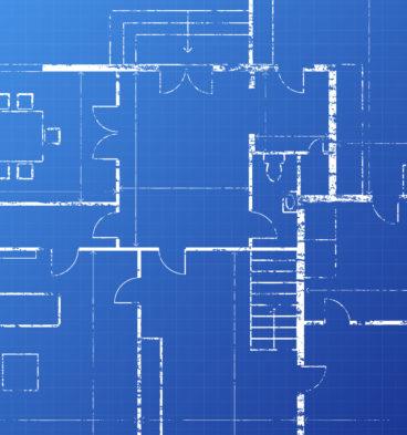 remodel planning blueprints